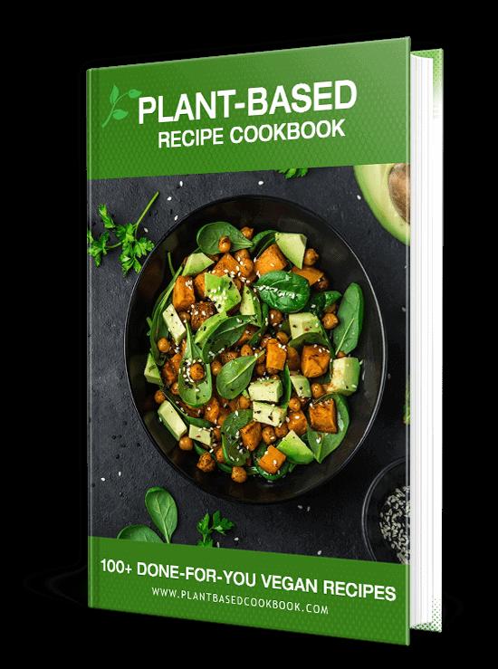 over 100 vegan recipes