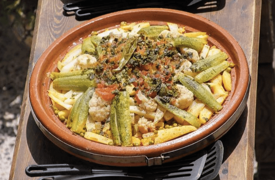 Lentil Vegetable Pilaf