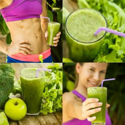 Green Smoothie Diet